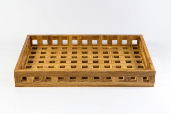 Gauchas Handmade Serving Tray top bottom 5