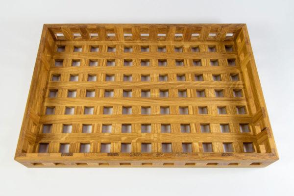 Gauchas Handmade Serving Tray top bottom 4