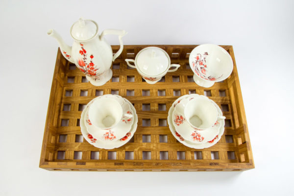 Gauchas Handmade Serving Tray top