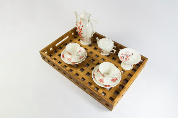 Gauchas Handmade Serving Tray side 1