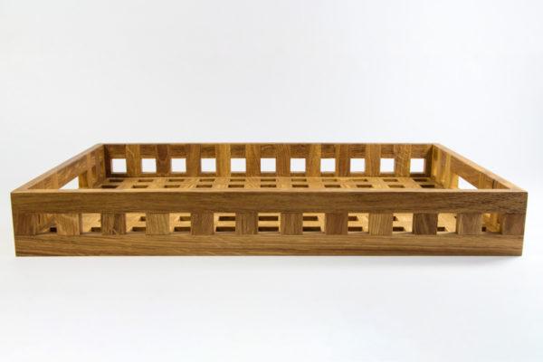 Gauchas Handmade Serving Tray top bottom 1