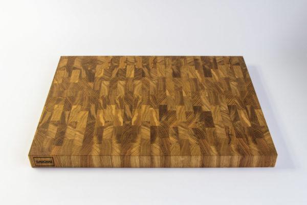 Gauchas Large End Grain Cutting Board top bottom 1