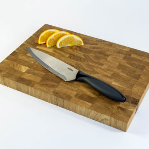 Gauchas End Grain Cutting Board top side