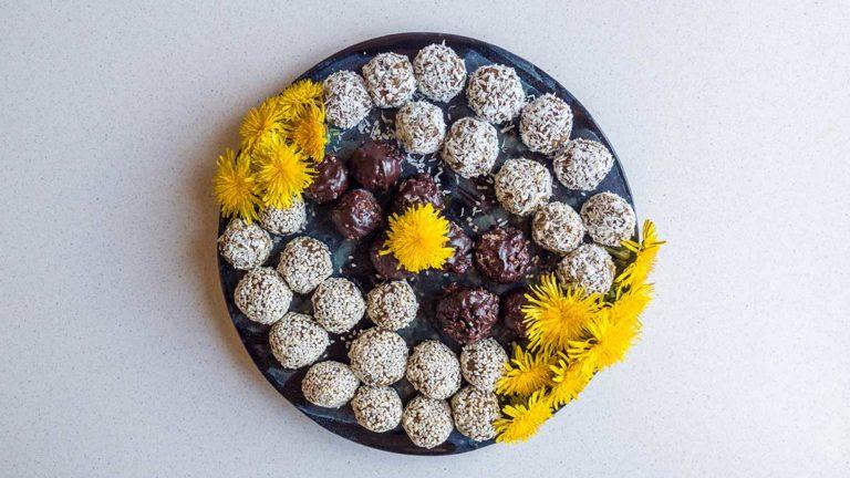 Dandelion Candies